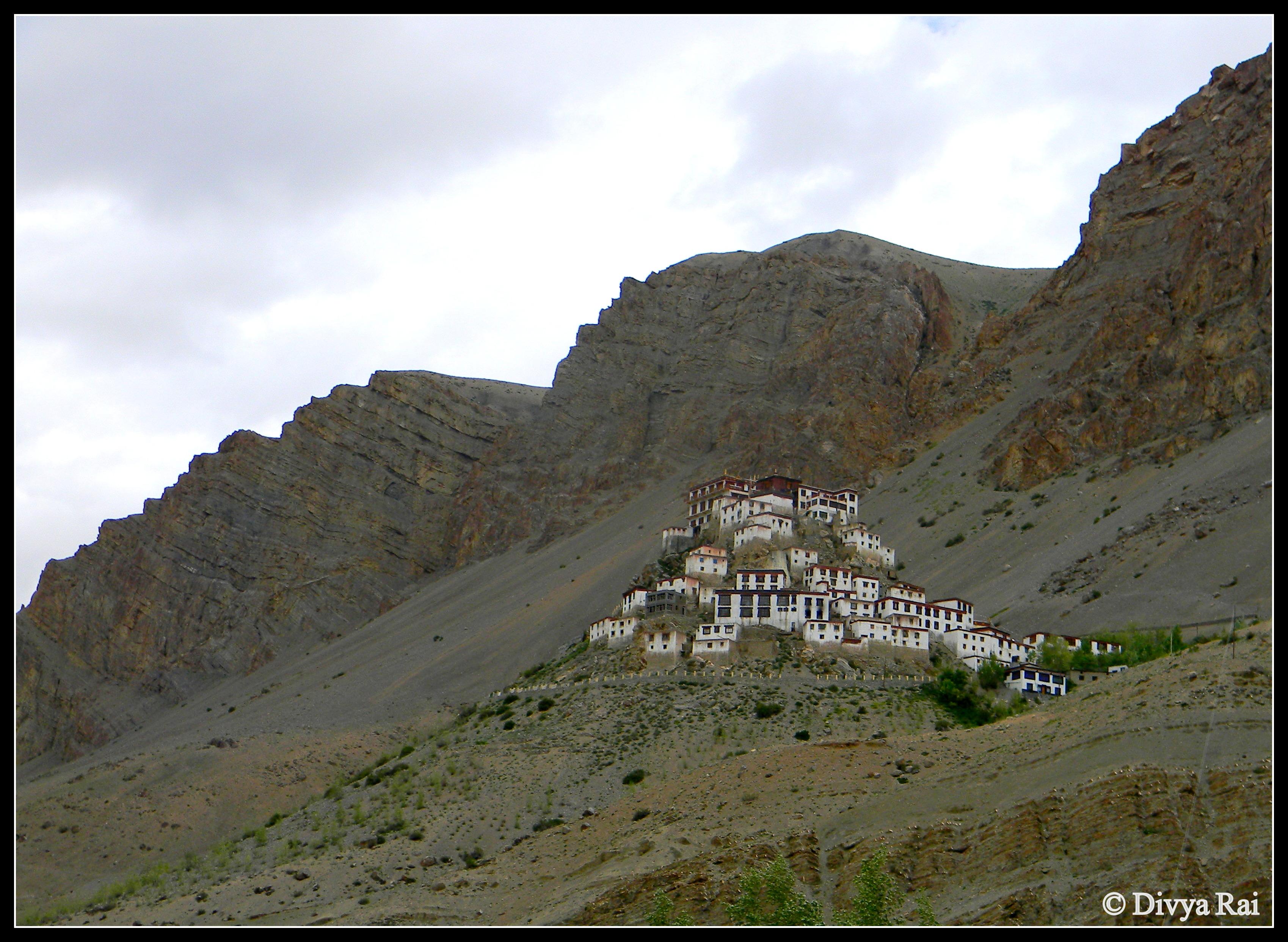 Kyi monastery