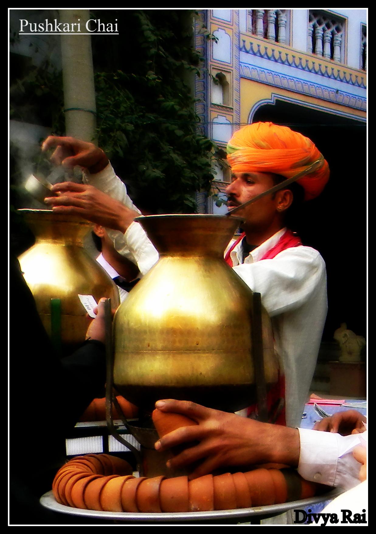 Pushkari chai