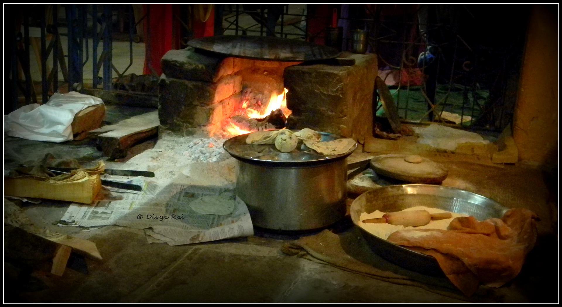regional food in pushkar