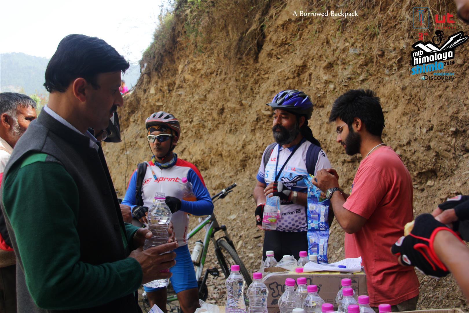 Volunteer with MTB Himalaya