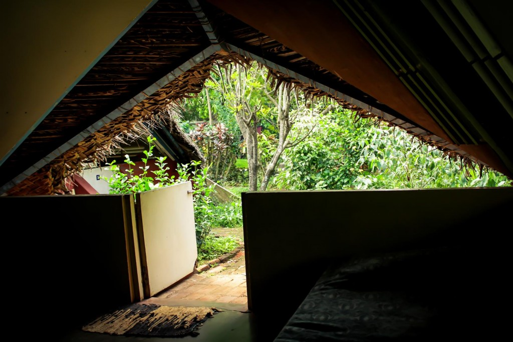 Guest house in Auroville