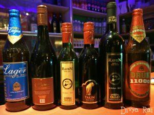 Liquor in Bhutan
