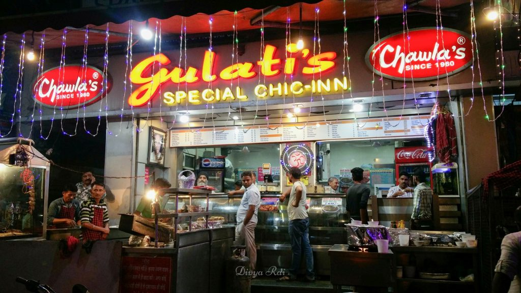 Where to go for good chicken in Haldwani?