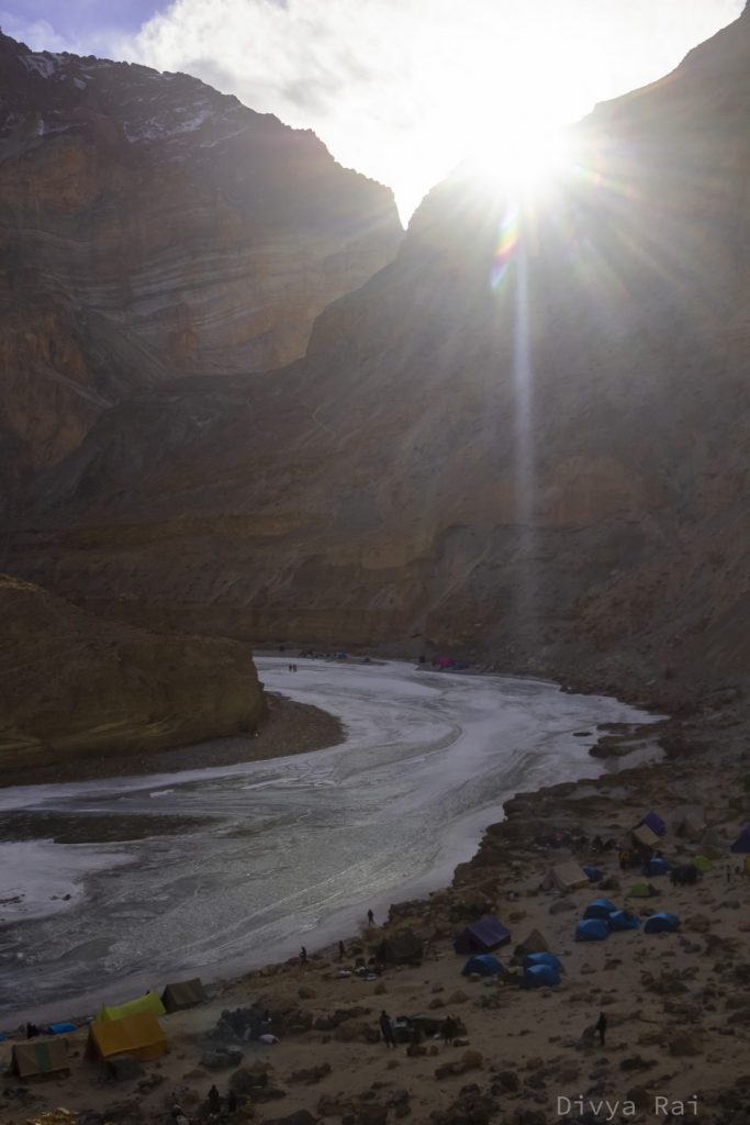 What is the Cost Of Chadar Tr